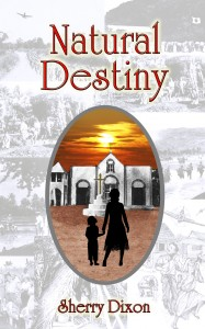 Natural Destiny FINAL ebook cover